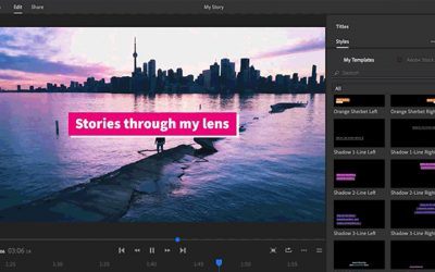 Adobe Premiere Rush Debuts on Android