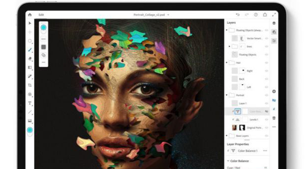 Photoshop CC for iPad Coming Soon – Know What to Expect