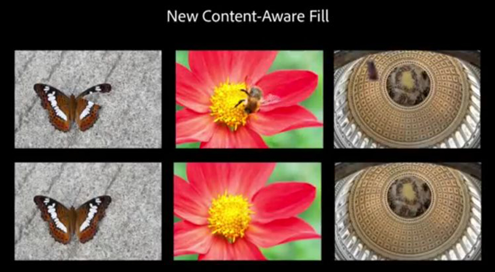 Photoshop CC Cranks Up 'The Disappearing Act' With New Content-Aware Fill
