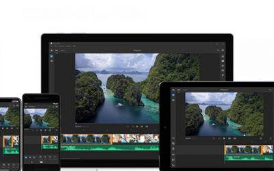 Adobe Just added Video Speed Adjustment To The Adobe Premiere Rush App
