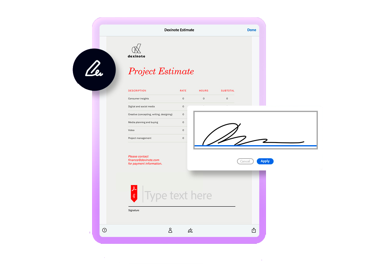 Adobe Sign Free Trial
